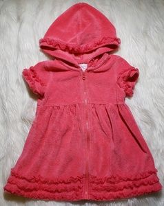 CIRCO robe with hoodie size 18M